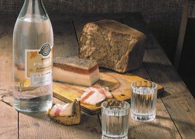 Легендарная «сибирская» водка получила золотую.
