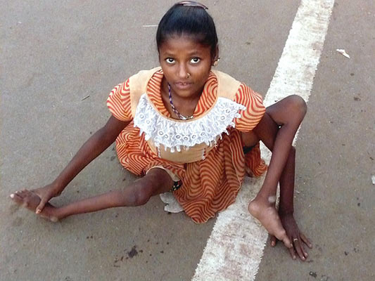 фото детей из индии