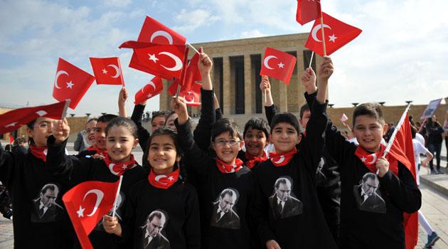 23 Nisan Ulusal Egemenlik ve Cocuk Bayrami